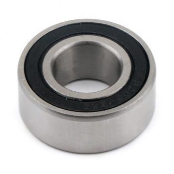 GE 030 ECR-2RS ISO plain bearings