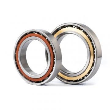 7311 CDB ISO angular contact ball bearings
