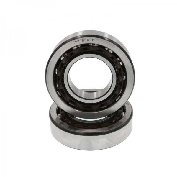 7206-BE-TVP NKE angular contact ball bearings #3 image